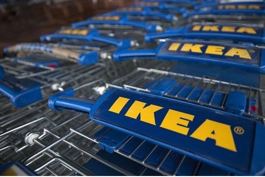 IKEA небудет выпускать каталог сгей-парой наобложке