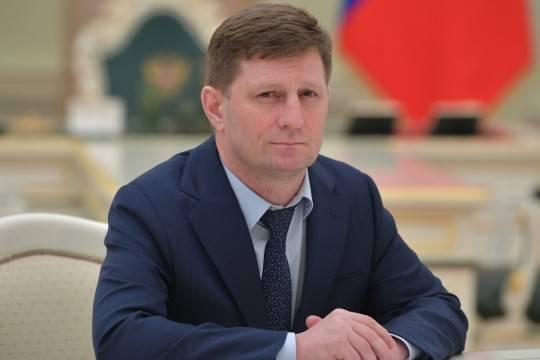 Фургал оказался не в курсе акций протеста в Хабаровске в его поддержку