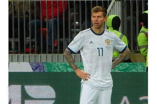 Футболист сборной охарактеризовал Россию в трех словах