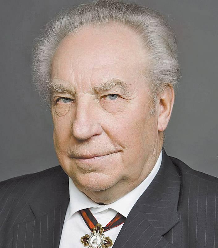 Генерал госбезопасности Николай Леонов – о конце Советского Союза