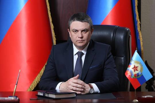 Глава ЛНР Пасечник рассказал о контактах с Белоруссией по делу Протасевича