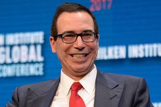 Министр финансов США: Вашингтон готов кторговой сделке сПекином