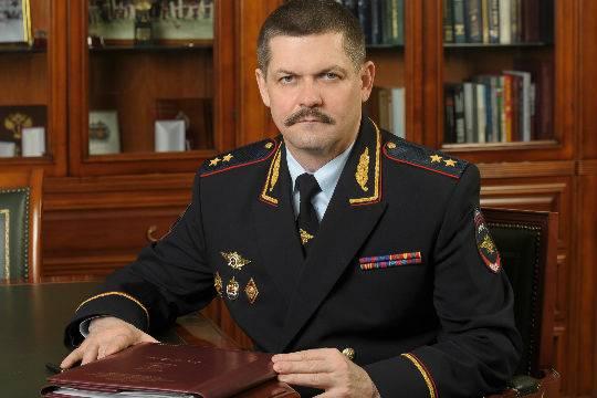 Путин назначил Баранова начальником московской милиции