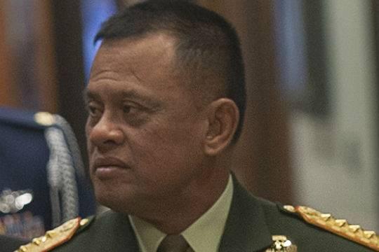 Главкому индонезийской армии отказали во въезде в США