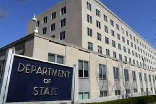 Госдеп: США обеспечат полную безопасность посольству после переноса в Иерусалим