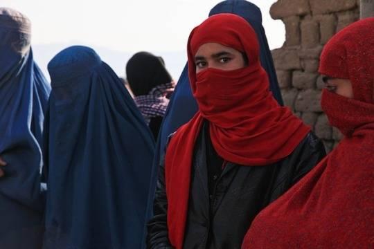 ВГермании госслужащим запретят носить паранджу