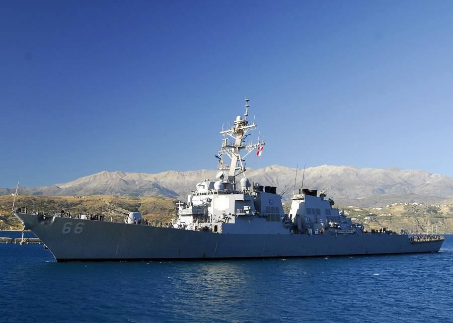 Эсминец ВМС США «Гонсалез» (USS Gonzalez)