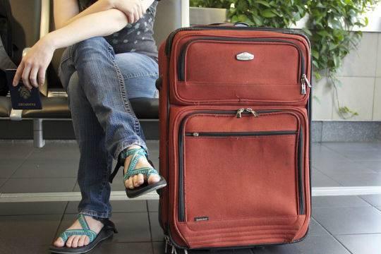 Гражданка Грузии пыталась попасть в Турцию в чемодане