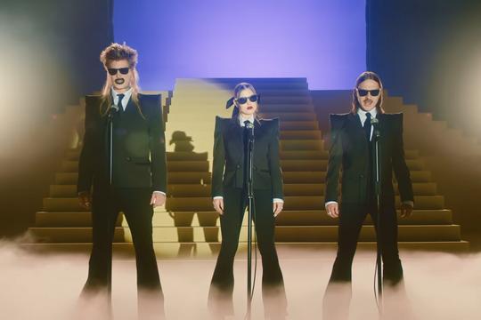 Группа Little Big выпустила новый клип на песню «Sex Machine»
