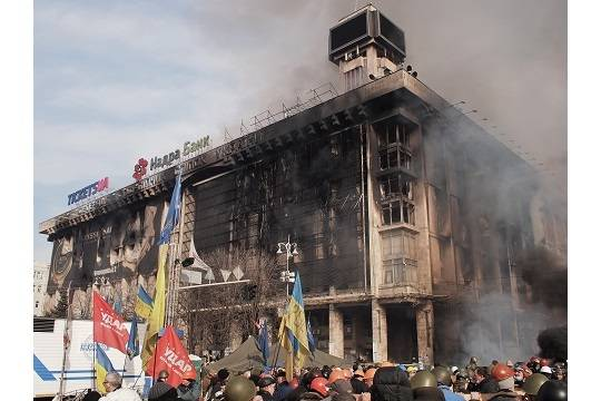 Грузинский снайпер обвинил украинских депутатов врасстреле людей наМайдане