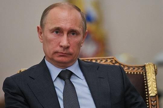 Губернатор Жилкин получил «зеленую папку» от В.Путина