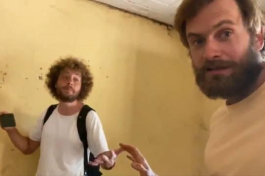 Илью Варламова и Петра Верзилова задержали в Южном Судане