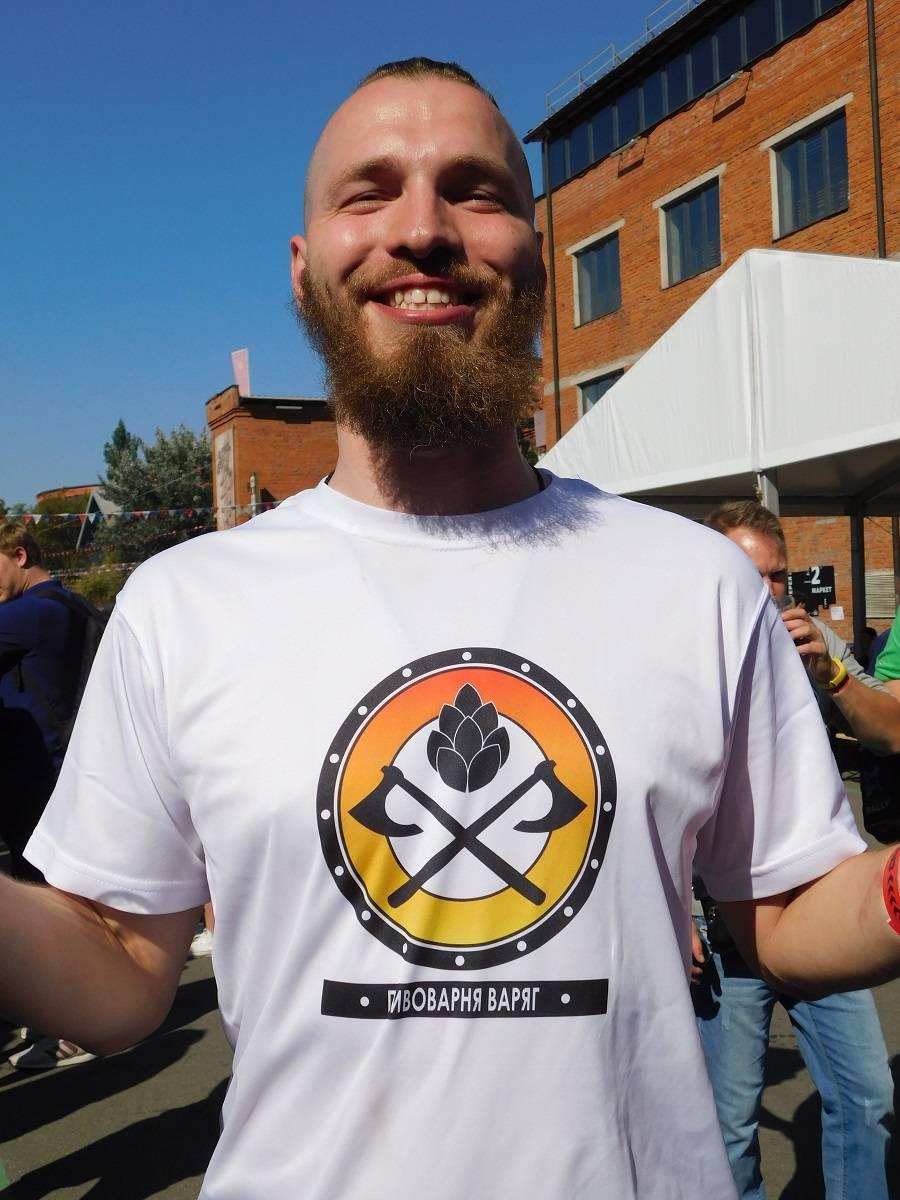 Интервью с основателем пивоварни «Варяг» Ярославом Илюхиным
