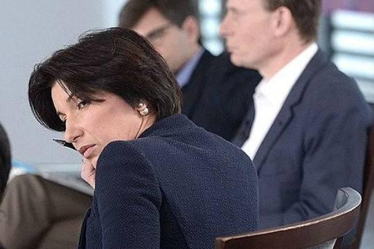 Ирада Зейналова больше не будет вести программу «Время» на Первом канале