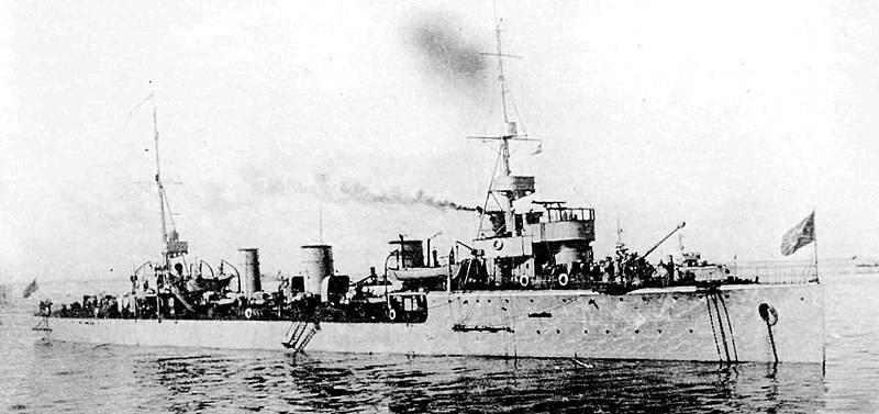 История единственного в СССР судна-ловушки Q-ship