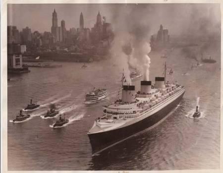 История самого красивого пассажирского лайнера