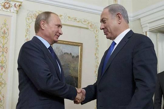 Израиль поддерживает удары похимической инфраструктуре вСирии— Нетаньяху
