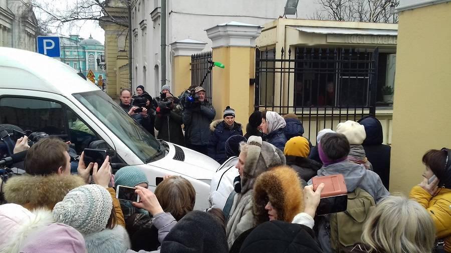 Обыски вцентре Рерихов связаны суголовным делом экс-владельца Мастер-банка