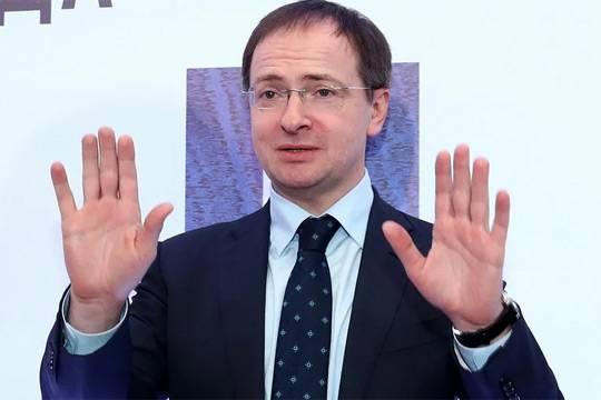 К Министерству культуры Владимира Мединского подбираются из-за границы