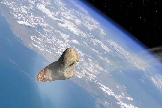 Ученые предупреждают огигантском «двойнике» челябинского метеорита