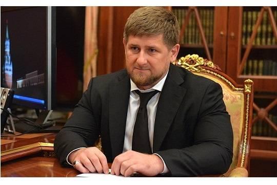 Кадыров посвятил стихотворение сборной Российской Федерации пофутболу