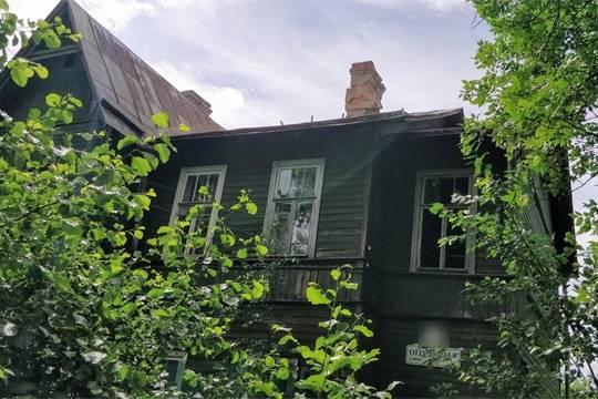 Дом, на который претендовал Николай Кропачев