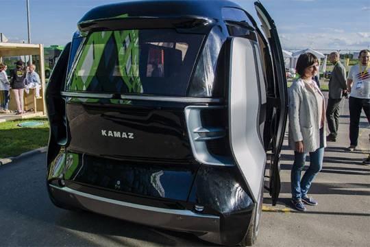 КАМАЗ планирует запустить грузовые беспилотники