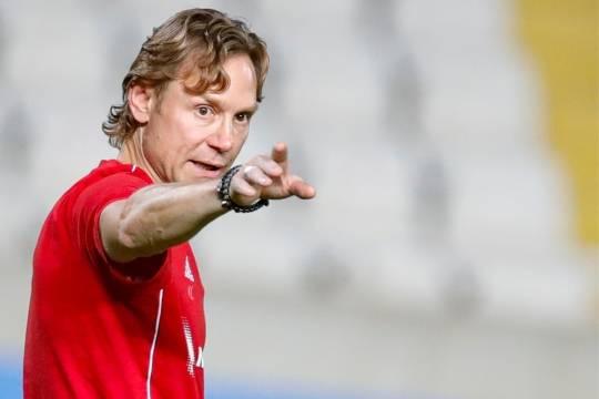 Карпин заявил о недовольстве игрой сборной России в матче против Кипра
