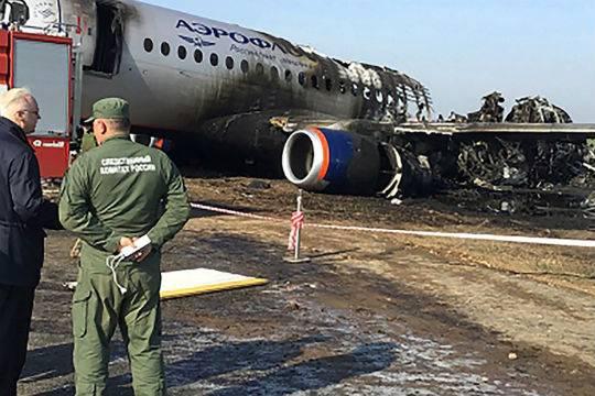 Катастрофа рейса «Москва-Мурманск» стала крупнейшей в истории «Аэрофлота» в XXI веке