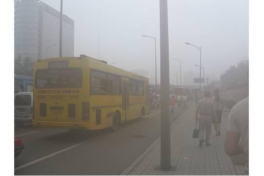 Страдающим отсмога китайцам посоветовали чистый воздух по17 центов завздох