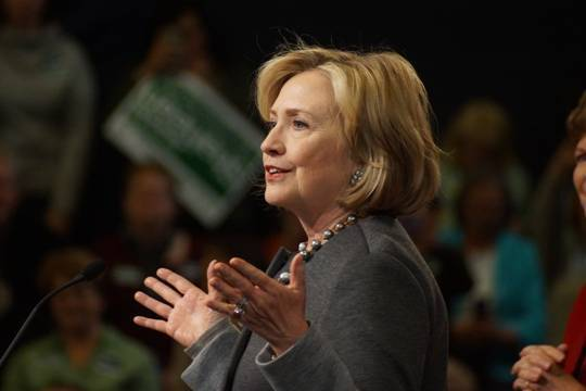 Клинтон сообщила , что больше не желает  баллотироваться впрезиденты США