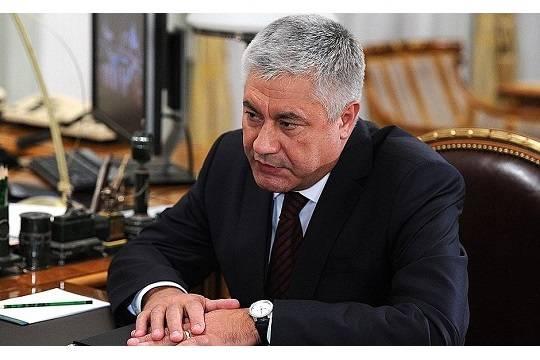 В. Колокольцев провел совещание коллегии МВД Российской Федерации и милиции Армении