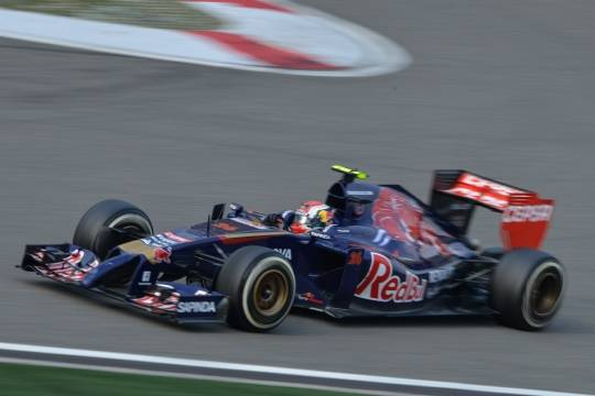 Команда Red Bull отказалась отсотрудничества сКвятом