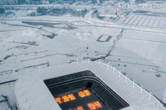 Чиновники ФИФА протестировали туалеты настадионах ЧМ-2018— расслабиться несмогли