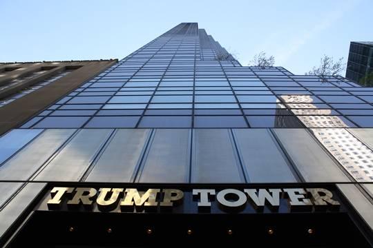 Компания Трампа хотела подарить Путину пентхаус в башне «Трамп-Тауэр» за 50 миллионов долларов