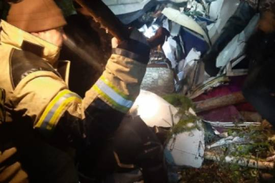 Компания-владелец разбившегося под Иркутском самолёта была неоднократно поймана на нарушениях