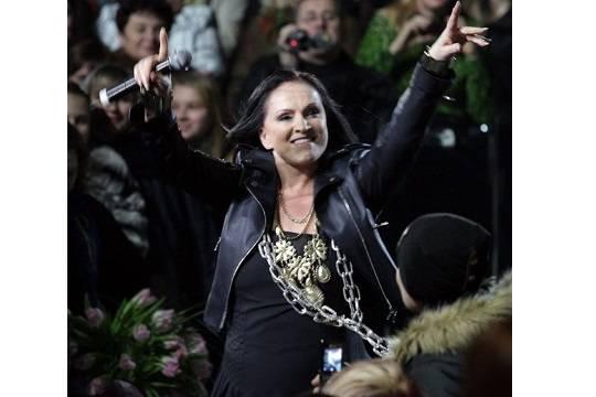 София Ротару отказалась от выступлений в России