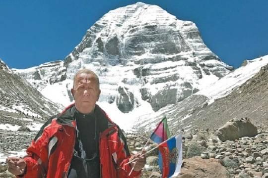 Константин Горшенев: с подъемом к вершине ты видишь новые горизонты, и не только в горах