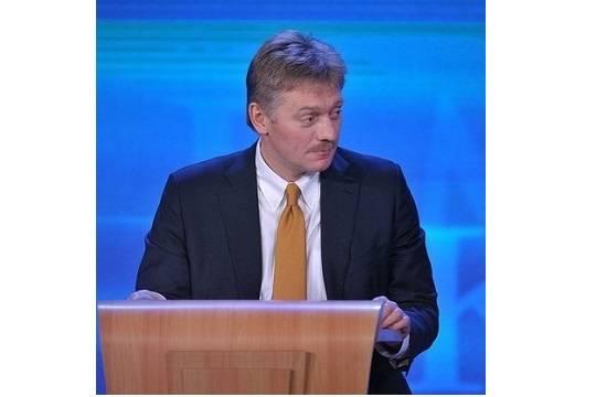 Песков прокомментировал слова Трампа овстрече сПутиным