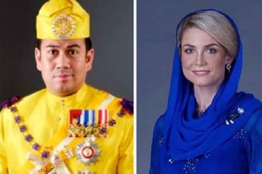 Кронпринц Малайзии женится на гражданке Швеции