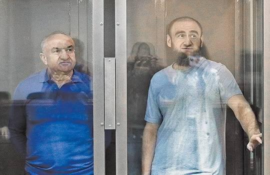 Арашуковы находятся в СИЗО с января 2019 года (фото: Александр Щербак/ТАСС)