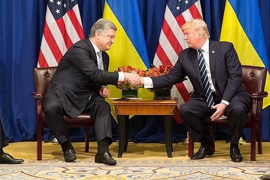 Кто в США курирует Украину, и кому эти кураторы намерены передоверить президентскую булаву