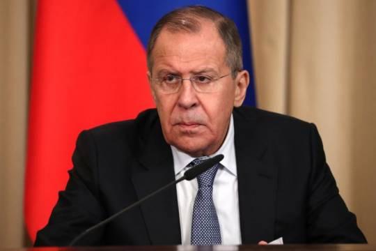 Лавров призвал СЕ обратить внимание на дискриминацию русскоязычного населения