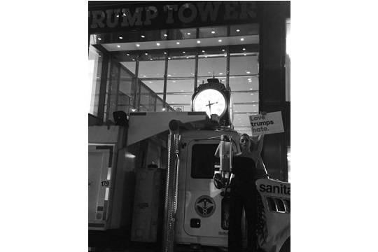 Леди Гага устроила протесты из-за победы Дональда Трампа
