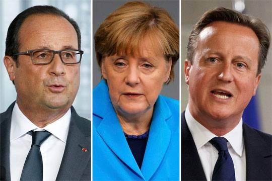 Лидеры Германии, Франции и Великобритании рассказали, почему поддерживают ядерную сделку