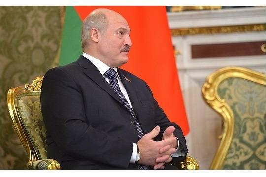 Лукашенко предположил вхождение Белоруссии в состав «какого-то государства»