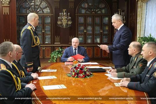 Лукашенко призвал милицию особо не церемониться