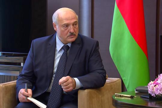 Лукашенко высказал предположение, что белорусскими террористами руководят из ФРГ