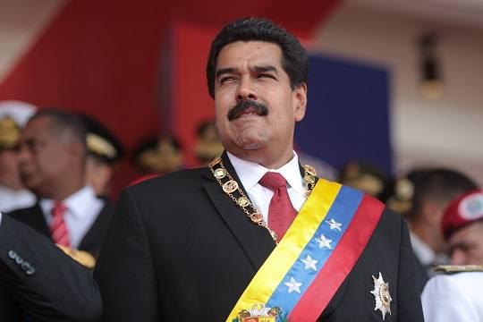 Мадуро выразил России благодарность за поддержку суверенитета Венесуэлы