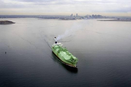 Сможет ли сжиженный природный газ из США конкурировать с российскими поставками в Европу